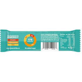 TRIBE Vegan Energy Bar Caja 16x42g, cacao/orange